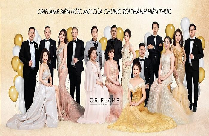 một sự kiện của Oriflame.com.vn